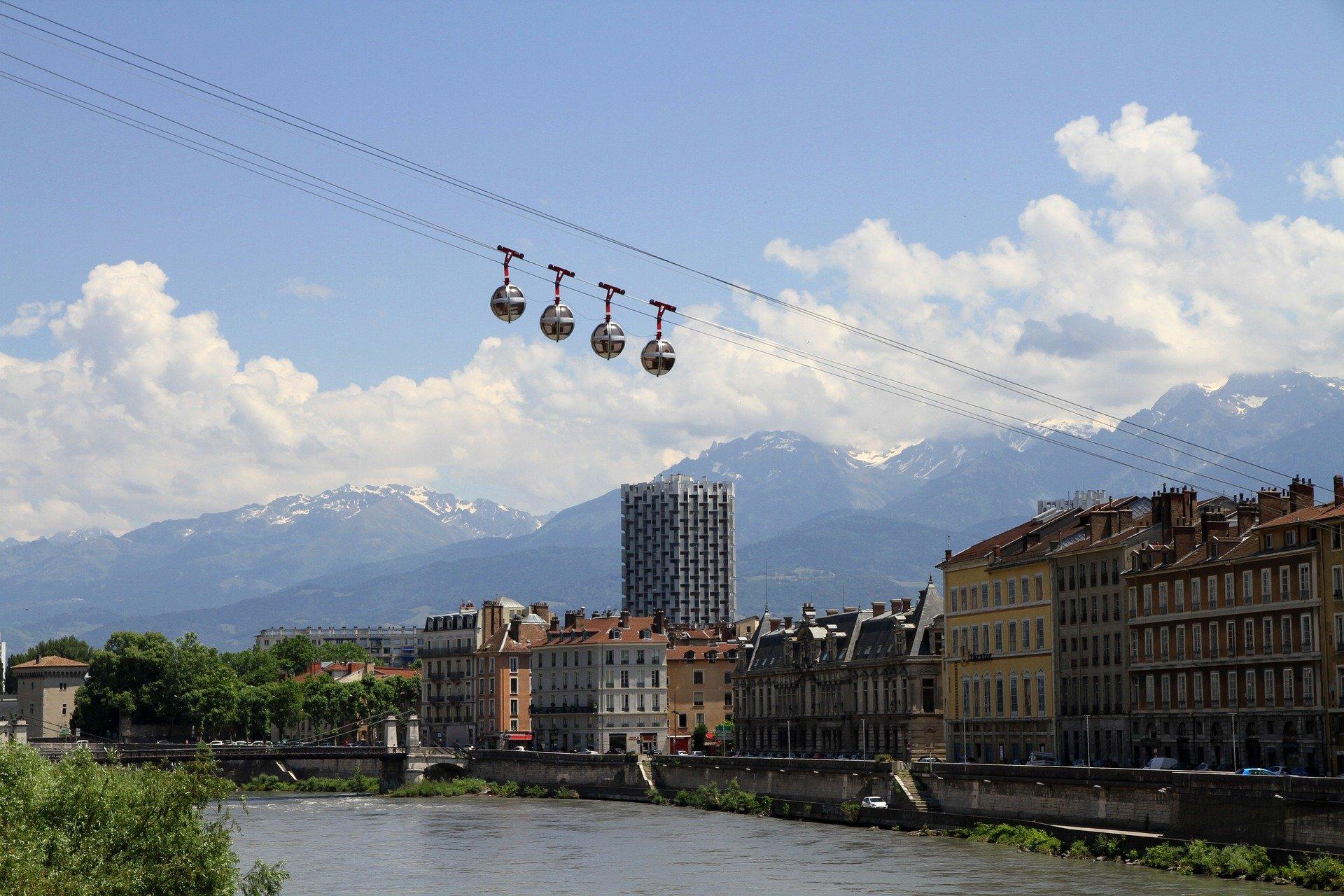 patrimoine Grenoble